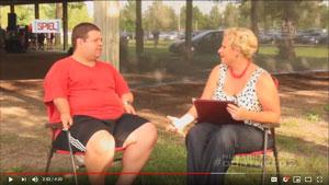 Motivational Speaker, Paul Artale Interviewed by Angie Wyatt of The Spiel