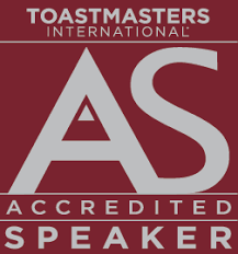 Accredited Speaker